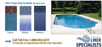 best inground pool liner replacement