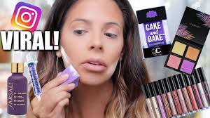 super viral insram makeup s