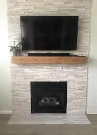 fireplace mantel mantel rustic