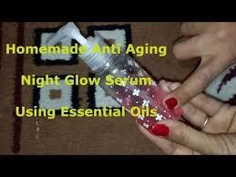 homemade anti aging serum ए ट एज ग