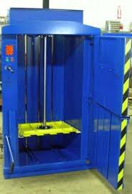 mini baler pactor for plastic wrap