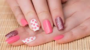 simple and easy nail polish designs