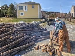 PAUL SMITH: Building a Holz Hausen | Regional-Lifestyles | Lifestyles |  SaltWire