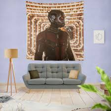 Ant Man And The Wasp Marvel Super Hero Paul Rudd Wall Hanging Tapestry Super Heroes Bedding