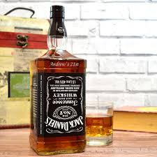 personalised jack daniels magnum whisky