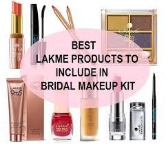 lakme s for bridal makeup kit