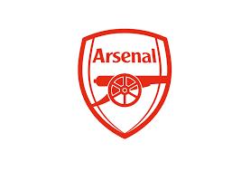 Arsenal Fc Replica Sticker Decal Site Centric Design