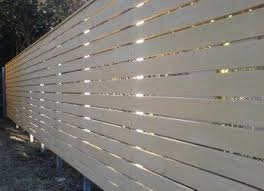 Adfslatfence5 Fence Design Horizontal Fence Horizontal Slat Fence