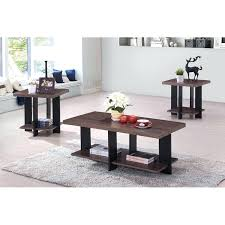 rustic coffee table sets bagsvista co
