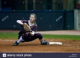 Louisiana-Monroe at LSU; Louisiana-Monroe first baseman Elise West Stock  Photo - Alamy