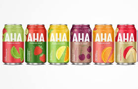 coca cola debuts sparkling water aha