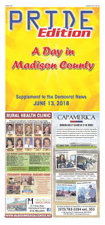 A Day In Madison County 2018 by Daily Journal Online - issuu