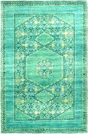 teal and green rug greenfeature club