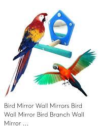 wall mirrors bird wall mirror