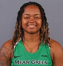 Brittany Smith - Women's Basketball - University of North Texas Athletics