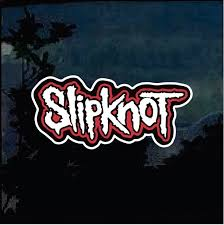 Slipknot Full Color Decal Band Stickers Custom Sticker Shop