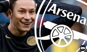 Arsenal Seem Interested In Julian Draxler