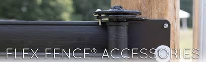 Flex Fence Accessories Installation Supplies Ramm Horse Fencing Stalls