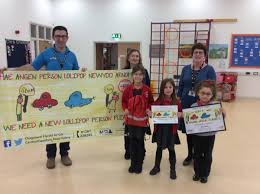 Ysgol Tycroes hunt for lollipop person   South Wales Guardian