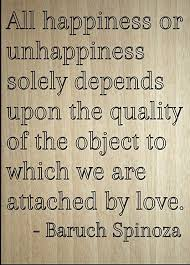 com all happiness or unhappiness solely quote by