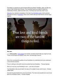 the best true friendship quotes by jenny pencil issuu