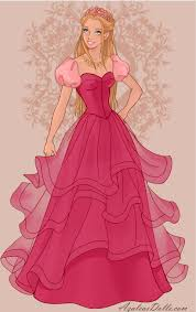 Corinne from Barbie and the Three Musketeers in Wedding Dress ...