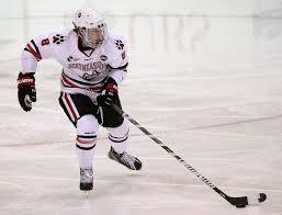 Northeastern's Adam Gaudette, college hockey's leading scorer, is no longer  overlooked - The Boston Globe