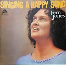 Fern Jones - Singing A Happy Song (1959, Vinyl) | Discogs