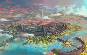 elder scrolls empire cyrodiil city