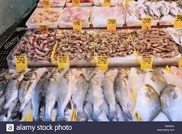 Fish market in Chinatown, Lower ...
