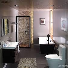 right angle flat open shower door
