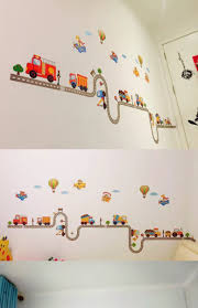 Yomi Car Stickers Toy Wall Decals For Kids Room Baby Bedroom Classic Stickers Wall Paper Toy Buy Smart