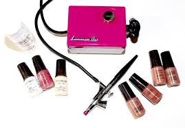 review my thoughts on airbrush makeup