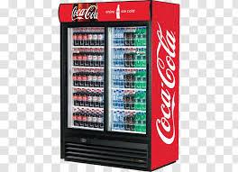 fizzy drinks coca cola refrigerator