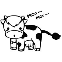 Cow Stickers Bootkidz Usa
