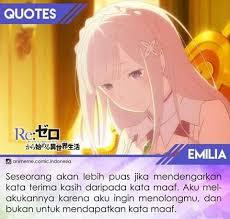 pin di indo language anime quotes