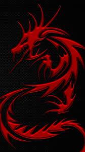 red dragon wallpaper on wallpaperget