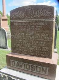 Janet Davidson (1866-1887) - Find A Grave Memorial