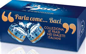iconic baci chocolates celebrate r tic proverbs from the