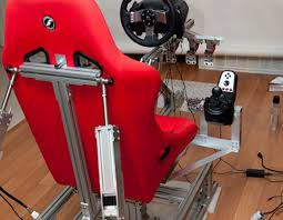 diy racing simulator rigs