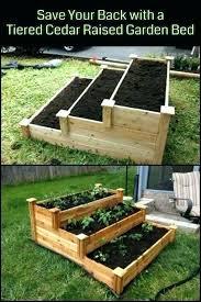 5 easy diy raised garden bed ideas and