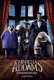 La famiglia Addams. Il romanzo del film: Glass: 9788869057175 ...