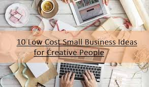 10 low cost small business ideas for