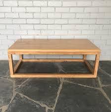 oregon pine coffee table flamboijant