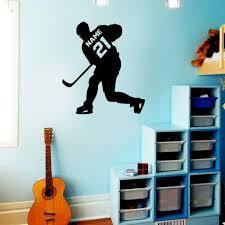 Vwaq Football Scoreboard Wall Sticker Peel And Stick Sports Decor Vi