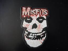 Misfits Vinyl Logo Decal Sticker