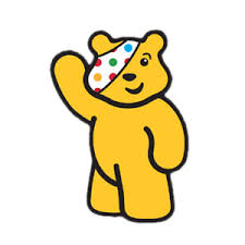Children In Need Pudsey Bear - Charity Causes - Add a free stampette logo  to your profile image