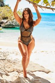 Ashley Graham Just Dropped Another Summer Collection With Swimsuits For All  | Teen Vogue