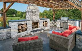 summit stone fireplace kit