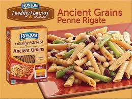 ronzoni ronzoni healthy harvest